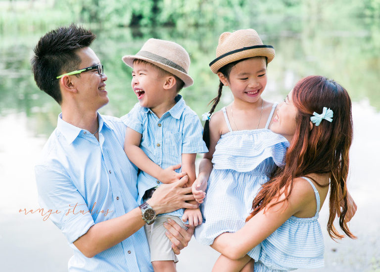 5 tips for your outdoor portrait session | Family