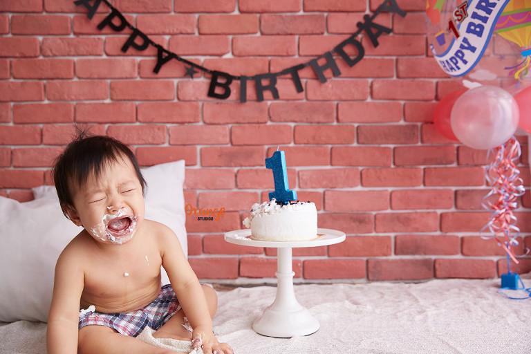 Baby Smash Cake Singapore