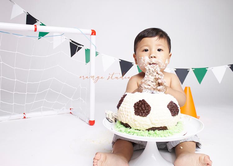 Baby Smash Cake Pics