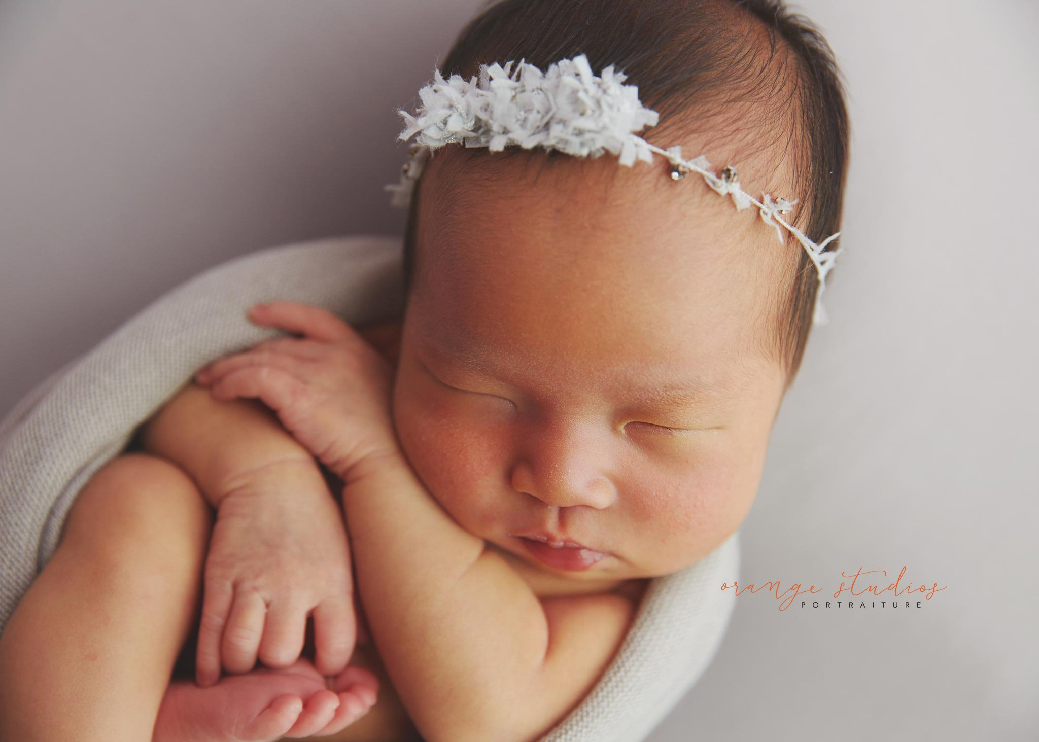 7 days old baby l newborn photography